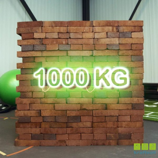 100 Personen 1000kg - 100 Tage